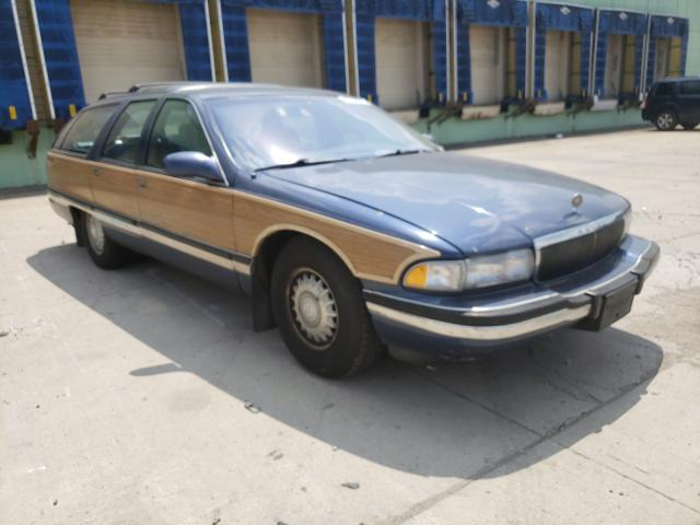 Buick Roadmaster salvage cars for sale: 1996 Buick Roadmaster
