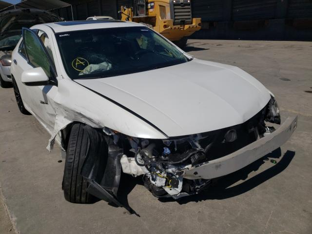 Acura TSX salvage cars for sale: 2014 Acura TSX