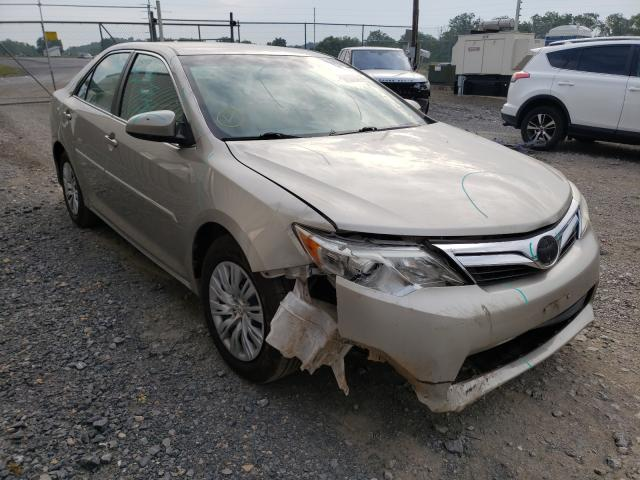 Salvage cars for sale from Copart Chambersburg, PA: 2014 Toyota Camry L