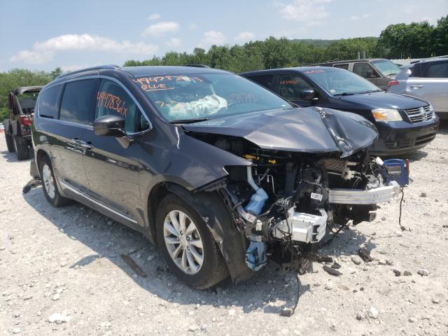 Salvage 2019 CHRYSLER PACIFICA - Small image. Lot 49478361