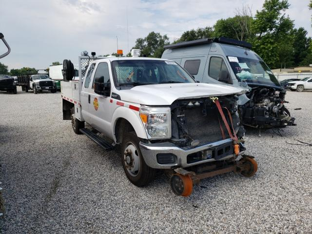 Ford salvage cars for sale: 2015 Ford F350 Super