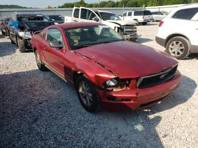 Salvage cars for sale from Copart Prairie Grove, AR: 2006 Ford Mustang