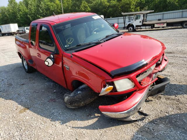 Salvage cars for sale from Copart Hurricane, WV: 2003 Ford F150