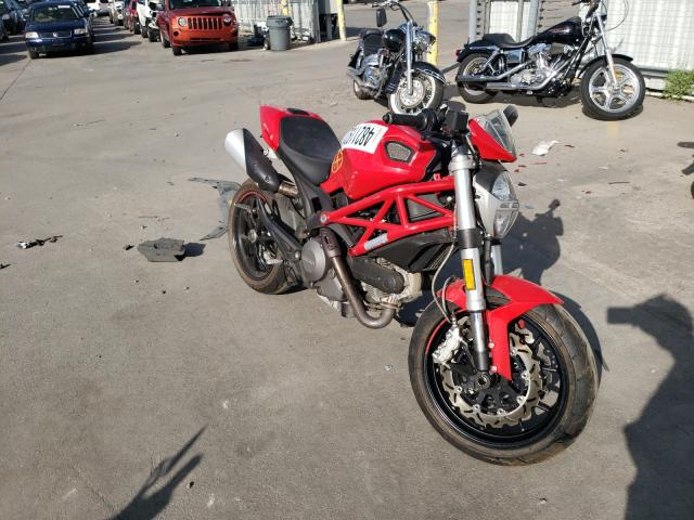 Ducati salvage cars for sale: 2011 Ducati Monster 79