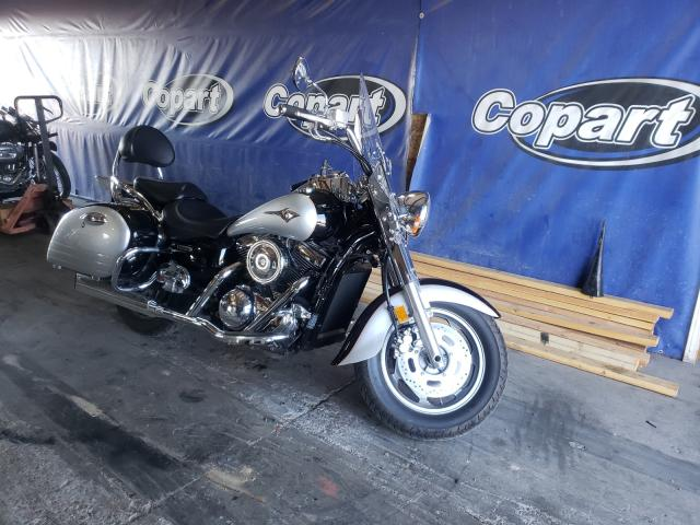 Salvage cars for sale from Copart Albuquerque, NM: 2005 Kawasaki VN1600 D1