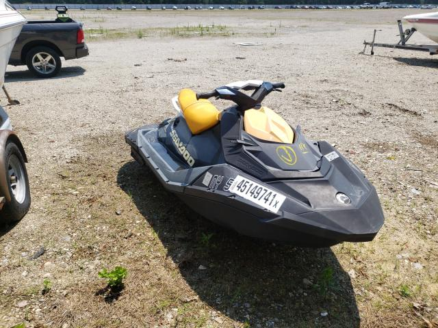 Salvage boats for sale at Brookhaven, NY auction: 2019 Seadoo Spark