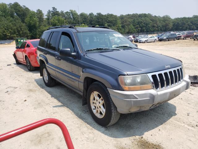 Jeep Cherokee salvage cars for sale: 2003 Jeep Cherokee