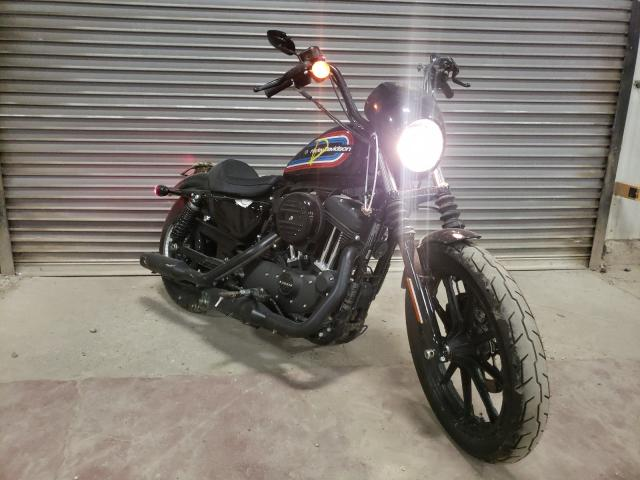 Harley-Davidson XL1200 NS salvage cars for sale: 2021 Harley-Davidson XL1200 NS