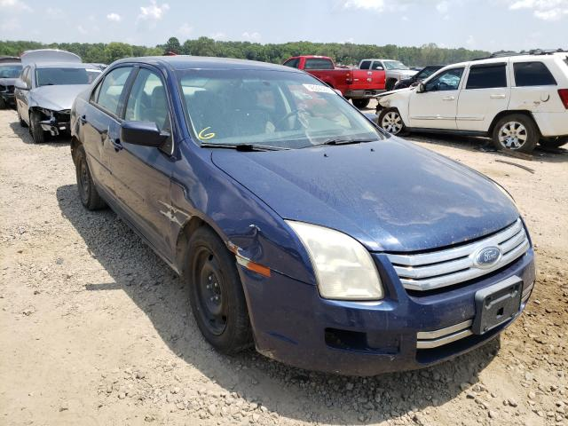 Salvage cars for sale at Conway, AR auction: 2006 Ford Fusion SE
