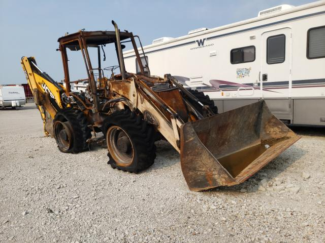 Salvage 2014 JCB BACKHOE - Small image. Lot 45424301