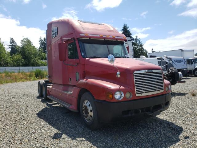 Salvage cars for sale from Copart Graham, WA: 1999 Freightliner Convention