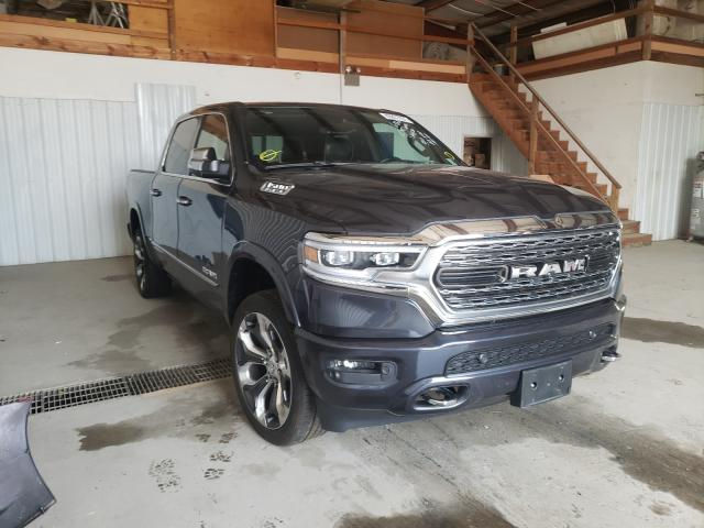 Vehiculos salvage en venta de Copart Glassboro, NJ: 2019 Dodge RAM 1500 Limited