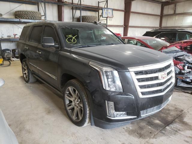 Cadillac salvage cars for sale: 2016 Cadillac Escalade P