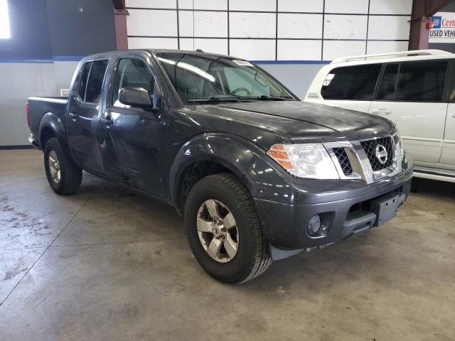 Salvage 2013 NISSAN FRONTIER - Small image. Lot 49895671