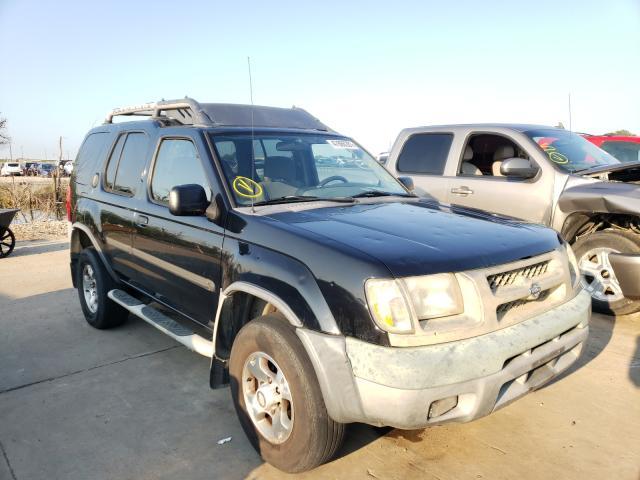 Nissan Vehiculos salvage en venta: 2001 Nissan Xterra XE