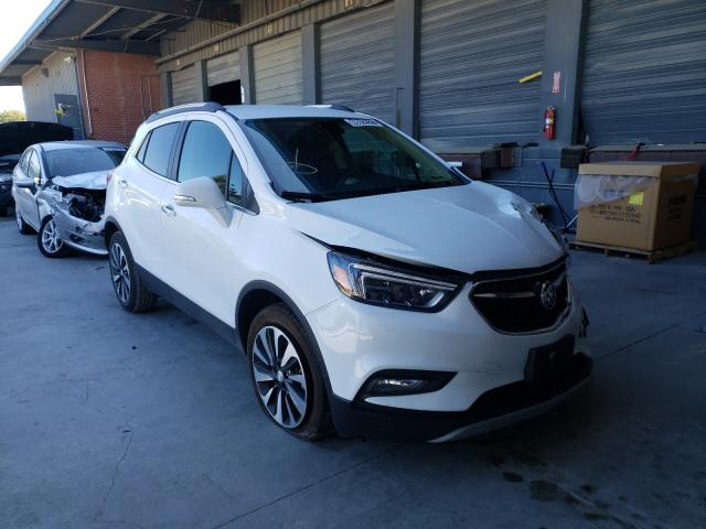 Salvage cars for sale from Copart Hayward, CA: 2020 Buick Encore ESS