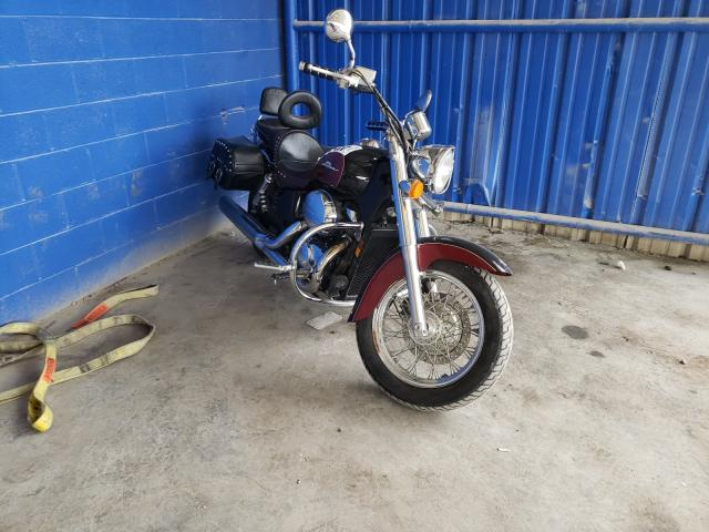 Salvage cars for sale from Copart Cartersville, GA: 1999 Honda 750