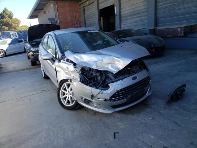 Salvage cars for sale from Copart Hayward, CA: 2019 Ford Fiesta SE