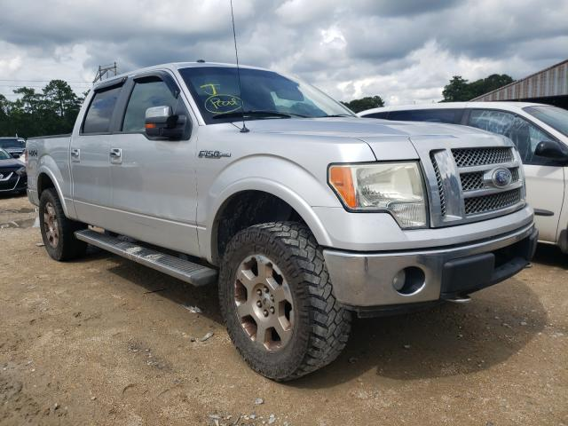 Salvage trucks for sale at Greenwell Springs, LA auction: 2010 Ford F150 Super