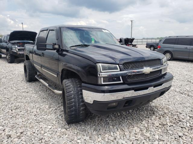 Salvage cars for sale from Copart Lawrenceburg, KY: 2006 Chevrolet Silverado