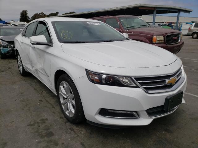 Salvage cars for sale from Copart Hayward, CA: 2020 Chevrolet Impala LT