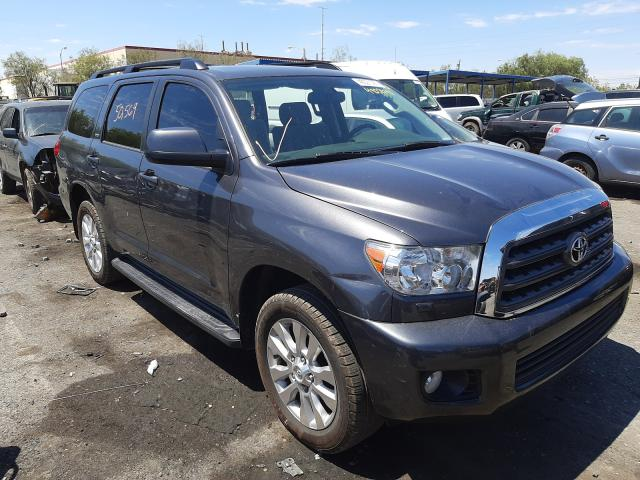 Vehiculos salvage en venta de Copart Las Vegas, NV: 2016 Toyota Sequoia SR