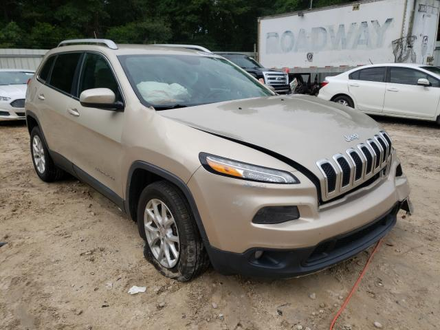Vehiculos salvage en venta de Copart Midway, FL: 2015 Jeep Cherokee L