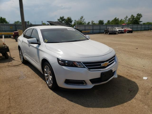 Salvage cars for sale from Copart Pekin, IL: 2019 Chevrolet Impala LT