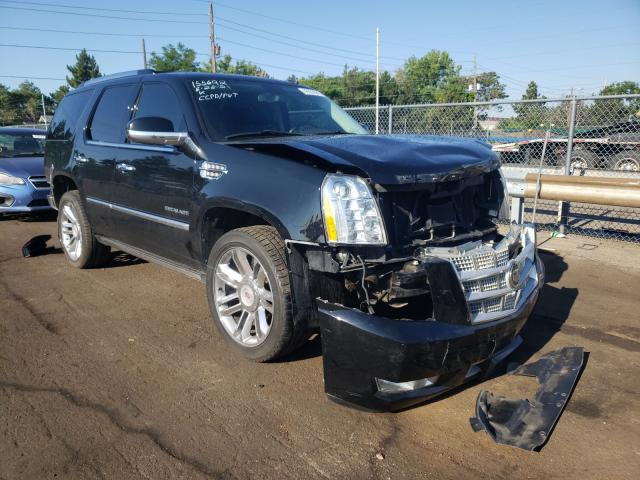 Salvage cars for sale from Copart Denver, CO: 2011 Cadillac Escalade P
