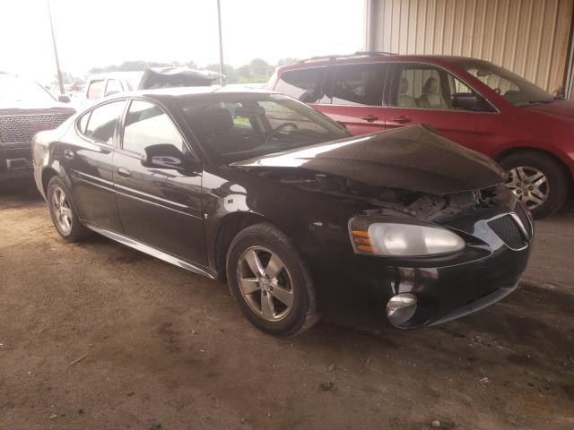 Vehiculos salvage en venta de Copart Fort Wayne, IN: 2008 Pontiac Grand Prix