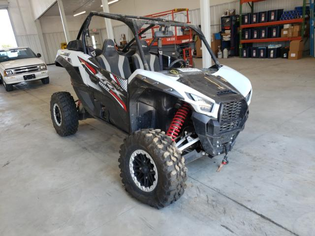 Salvage cars for sale from Copart Avon, MN: 2020 Kawasaki KRF 1000 A