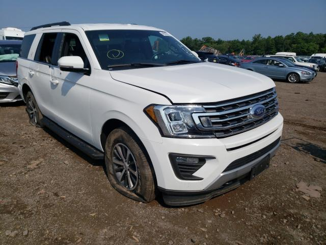 Salvage cars for sale from Copart Hillsborough, NJ: 2019 Ford Expedition