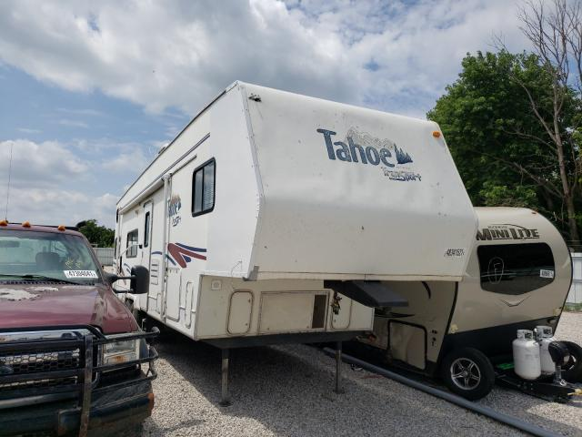 Thor salvage cars for sale: 2004 Thor Camper