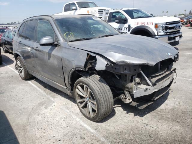 BMW Vehiculos salvage en venta: 2017 BMW X5 XDRIVE3