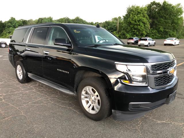 2015 Chevrolet Suburban K en venta en New Britain, CT