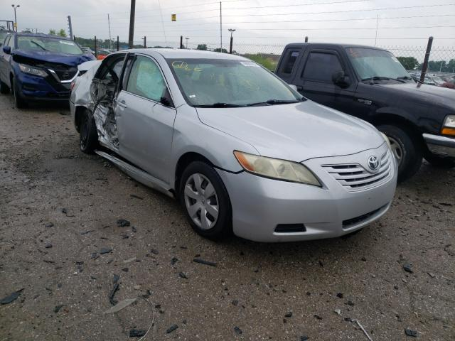 Salvage cars for sale at Indianapolis, IN auction: 2007 Toyota Camry LE