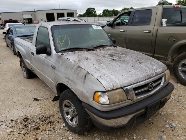 Salvage cars for sale from Copart New Braunfels, TX: 2001 Mazda B3000