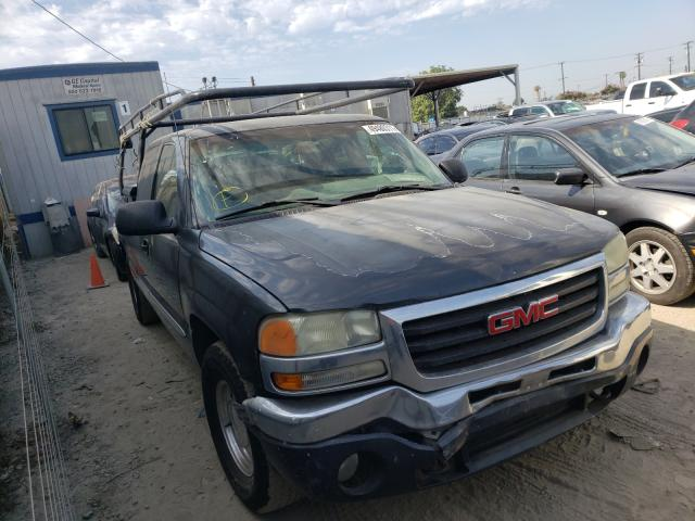Salvage cars for sale from Copart Los Angeles, CA: 2003 GMC New Sierra