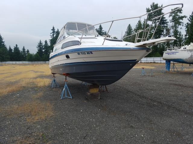 Bayliner salvage cars for sale: 1991 Bayliner Boat Only