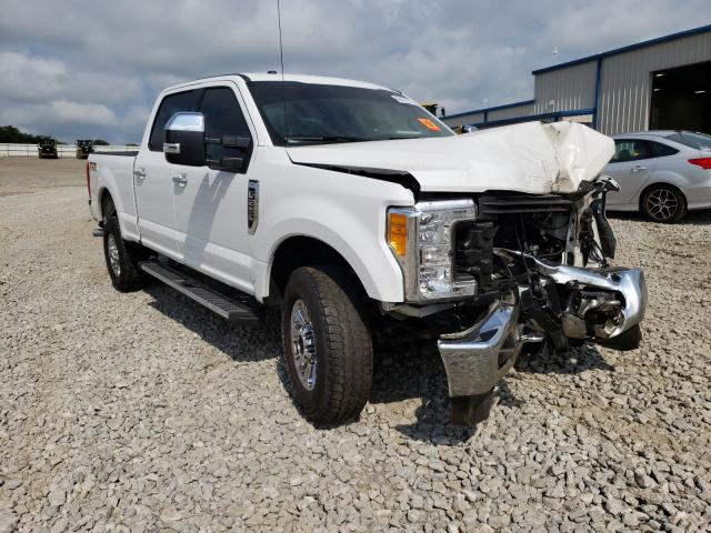 Salvage cars for sale from Copart Louisville, KY: 2017 Ford F250 Super