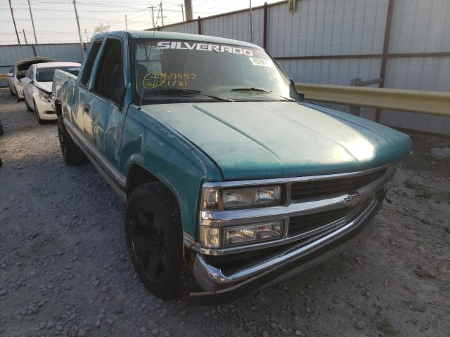 Salvage cars for sale from Copart Haslet, TX: 1995 Chevrolet GMT-400 C1