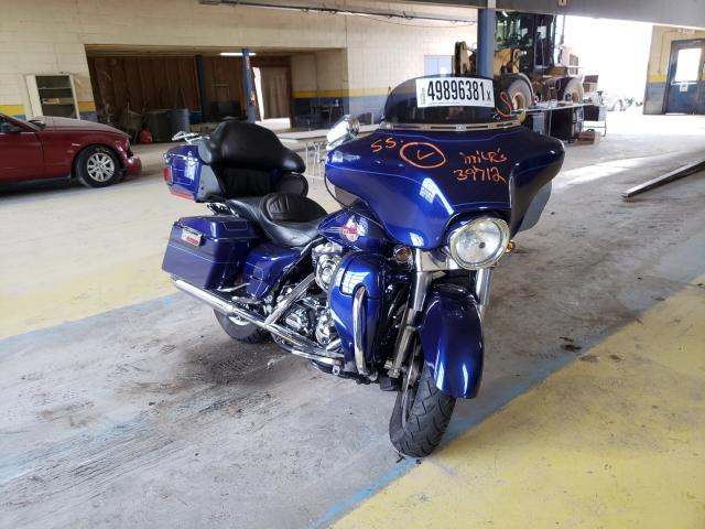 Salvage cars for sale from Copart Indianapolis, IN: 2006 Harley-Davidson Flhtcui