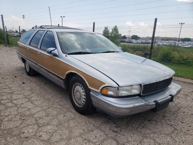 Buick Roadmaster salvage cars for sale: 1995 Buick Roadmaster