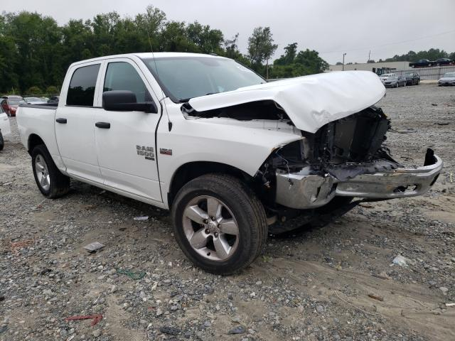 Salvage cars for sale from Copart Tifton, GA: 2019 Dodge RAM 1500 Class