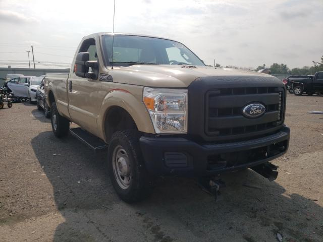 Salvage cars for sale from Copart Pennsburg, PA: 2011 Ford F250 Super