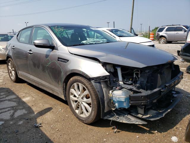 KIA salvage cars for sale: 2015 KIA Optima EX