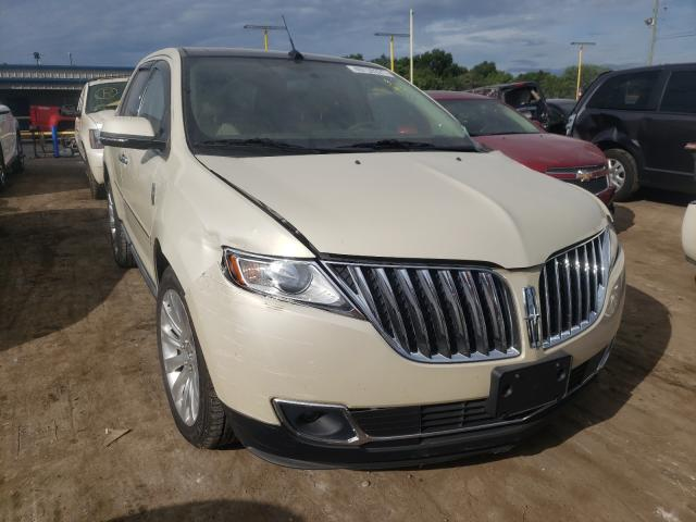 Lincoln MKX salvage cars for sale: 2015 Lincoln MKX