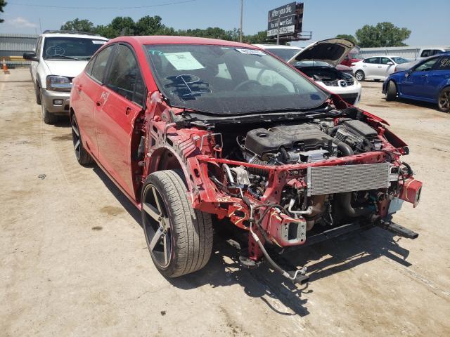 Vehiculos salvage en venta de Copart Wichita, KS: 2017 Chevrolet Cruze LS