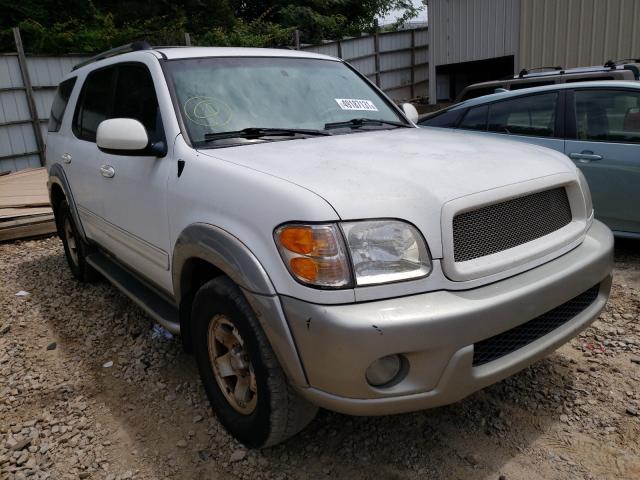 2003 Toyota Sequoia SR for sale in Gainesville, GA