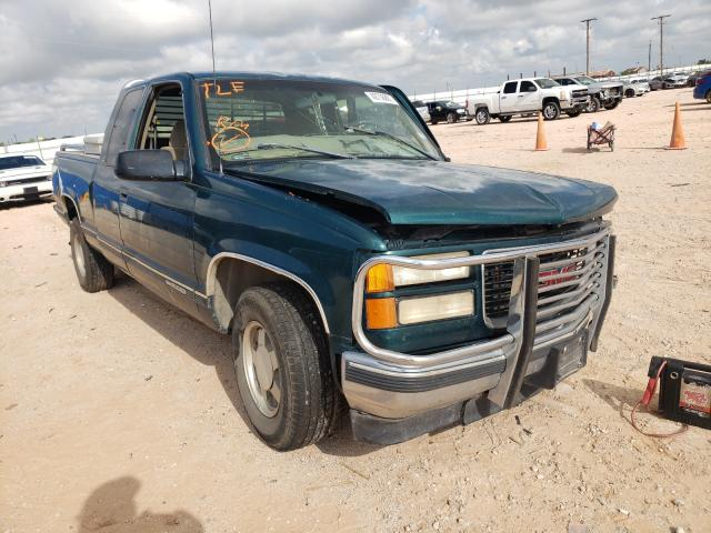 Salvage cars for sale from Copart Andrews, TX: 1998 GMC Sierra C15